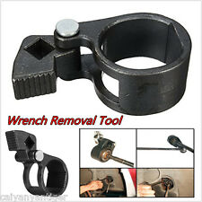Black Inner Tie Rod Wrench 27-42mm Steering Track Rod Removal Garage Puller Tool
