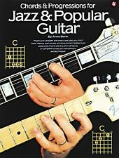 Chords and Progressions for Jazz and Popular Guitar by Arnie Berle (1986,...
