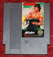Rambo (Nintendo Entertainment System, 1988)