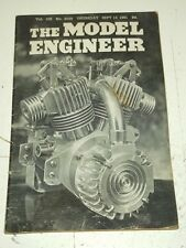 MODEL ENGINEER #2625 VOL 105, SEPTEMBER 13TH 1951