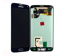 Original Samsung Galaxy S5 G900F LCD Display Touchscreen Touch Screen Schwarz
