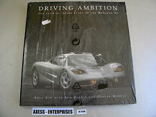 McLaren F1 Owner Collectors Book: Driving Ambition: Nye / Dennis / Murray # K100