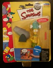 Playmates The Simpsons Springfield Sideshow Mel World of