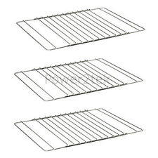 3 x Husqvarna Universal Adjustable Oven/Cooker/Grill Shelf Rack Grid Extendable