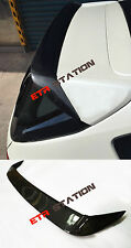 Carbon Fiber Rear Spoiler For Subaru Impreza WRX STI Hatch Wagon Wing Body Kit