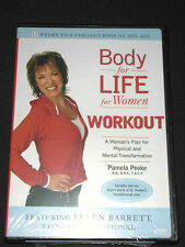 Body for Life for Women Workout Pamela Peeke M.D. (DVD, 2006) NEW SEALED L@@K!