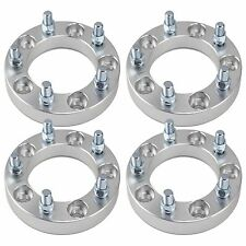 "(4) 1"" Wheel Spacers 5x5.5 to 5 x 5.5 