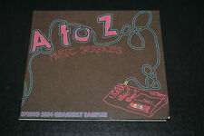 A TO Z MUSIC SERVICES RARE CD PROMO COMP OUT OF PRINT SPEING 2004 13 TRACKS