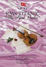 RMS Titanic - The First Violin by Yvonne Hume (Hardback, 2011)