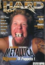 Hard Rock #60 -METALLICA- Jimmy Page & Black Crowes, Slayer, Gamma Ray Scorpions