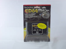 NEW N64 ED64 NINTENDO 64 EVERDRIVE CART - UK STOCK AND NEXT DAY DISPATCH