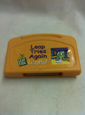 Leapfrog Leap pad- Leap Trys Again Game