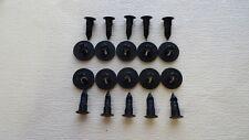 10x NISSAN push clips Panneau Garniture fastener 7-8mm