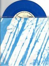Rake - Motorcycle Shoes - 1991 7 Inch BLUE Vinyl Records NEW