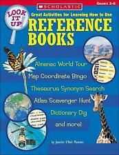 G, Look It Up! Great Activities for Learning How to Use Reference Books, O'Neil