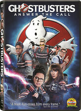 Ghostbusters (2016) (2016, DVD New)