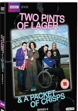 TWO PINTS OF LAGER AND A PACKET OF CHIPS Complete Series 9 DVD Box Set