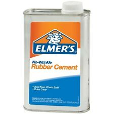 Elmers No Wrinkle Rubber Cement - 466681