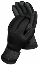 WARM NEOPRENE WATHERPOOF WINTER FISHING GLOVES-CELSIUS Size: Medium  DNG-M