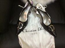 DIOR Sling Indietro shoes