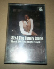 Sly & The Family Stone Back On The Right Track Cassette SEALED