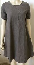 Gap Women's 1969 Grey Denim T Shirt Dress Small NO LONGER AVAILABLE IN STORES!