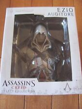 Assassin's Creed EZIO AUDITORE Regular Edition PVC Bust Legacy Collection NEW