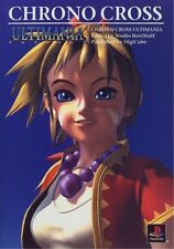 Chrono Cross Ultimania Square Official Guide Book OOP