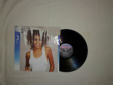 Whitney Houston ‎– Whitney - Disco 33 Giri LP Album Vinile ITALIA 1987 Pop Soul
