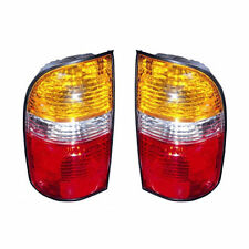 Brand New Pair Left & Right Tail Light Assemblies Fits 2001-2004 Toyota Tacoma