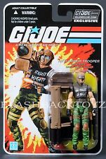2017 GI Joe David Salvo Hasle Club Exclusive Subscription FSS 5.0 MOC