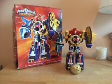 POWER Rangers Ninja Storm DX STORM Power Megazord