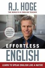 Effortless English: Learn To Speak English Like A Native-ExLibrary