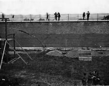New 8x10 Photo: Open Graves await Condemned Lincoln Assassination Conspirators