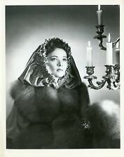 GENE TIERNEY DRAGONWYCK 1946 VINTAGE PHOTO ARGENTIQUE N°25