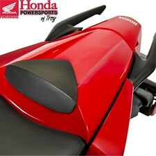 NEW GENUINE 2015 HONDA CBR300R CBR300F CBR 300 RED PASSENGER SEAT COWL COVER