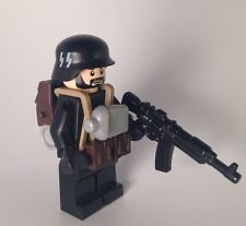 Lego ww2 Army Builder Custom SS German Brickarms Made With Real Lego(R)