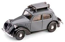 BRUMM R32 FIAT 508C 1100 BERLINA HP32 model road car with roof gas tanks 1:43