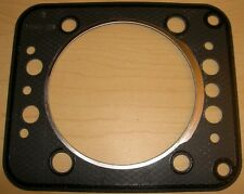 1999-2002 Ducati 996 NOS 100mm factory head gasket 1.1mm thick stamped 19546-030