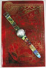 Swatch Magic Spell Limited Edition 1995 Neu und ungetragen im Originalkarton