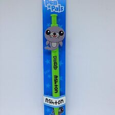 ASHTON Children's Personalised Animal Pen with FREE Bookmark