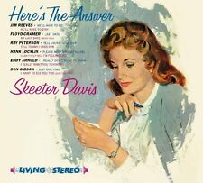 Skeeter Davis: Here's The Answer + Bonus Tracks