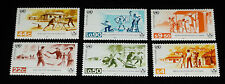 U.N.1987, SHELTER FOR THE HOMELESS, SINGLES, MNH, ALL 3 OFFICES NICE!! LQQK!!!