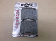 Organic Front Brake Pads for 1975-81 Triumph Bonneville 750 and 2000 Tiger 750
