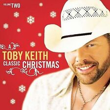 FREE US SH (int'l sh=$0-$3) NEW CD Toby Keith: Classic Christmas 2