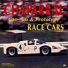 Chaparral Can-Am and Prototype Race Cars by Dave Friedman (1998, Hardcover,...