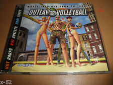 OUTLAW VOLLEYBALL xbox game Soundtrack CD Nile Rodgers melinda gedman OST
