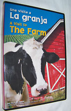 Una Visita a La Granja (A Visit to the Farm ) Spanish Edition Interactive Audio