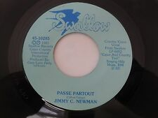 Jimmy C Newman Passe Partout / So use to Lovin You Swallow 10285 Cajun VG++