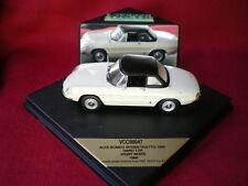 ALFA ROMEO Spider Duetto 1600 Hard Top 1966 1/43em Vitesse